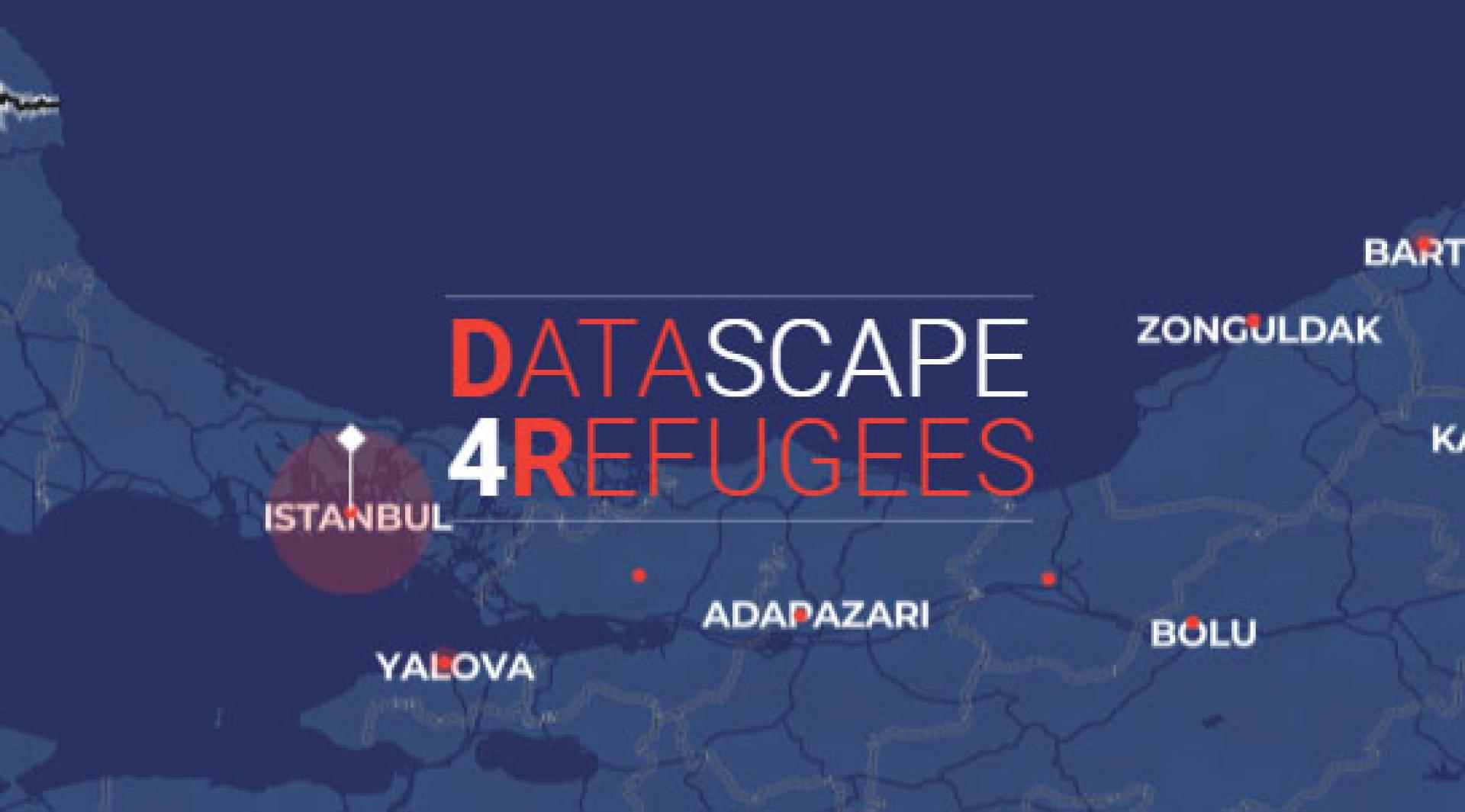 Datascape for Refugees